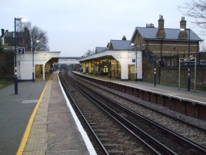 Penge Station, looking east. Wikimedia Commons/Sunil060902 Creative Commons licensed