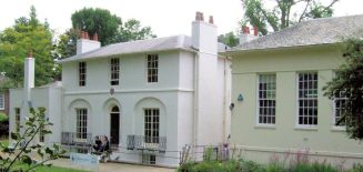 Keats_House Wikimedia released into public domain by Cj1340